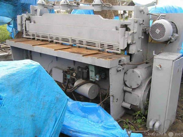 НД3418Г гильотина 6,3х2000 мм,продам Владивосток