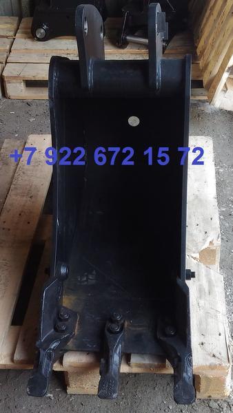Ковш Катерпилер Cat 428 432 444 шириной 40 см