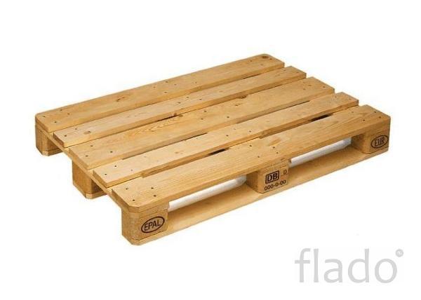 На постоянной основе покупаем деревянные поддоны