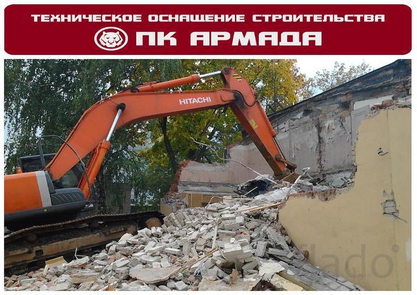 Демонтаж  зданий, сооружений в Уфе и республике Башкортостан