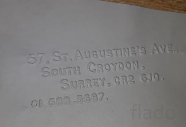 Пресс ручной. 19 век. Лондон. Чугун.