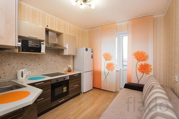 1-к квартира, 43 м², 3/5 эт.