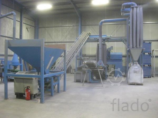 Завод по производству сыпучих удобрений из агроруд