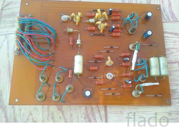 Блок (3л722А-858.000) реверса стола для  3л722