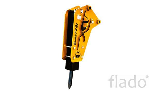 Гидромолот для экскаватора-погрузчика jcb 3cx 4cx 5cx
