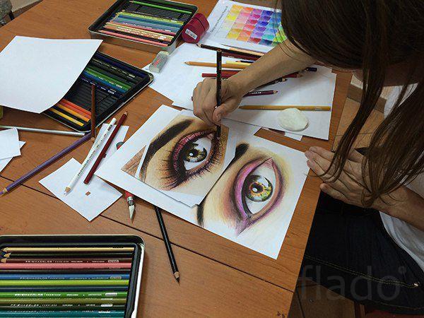Уроки живописи и ИЗО в Тольятти