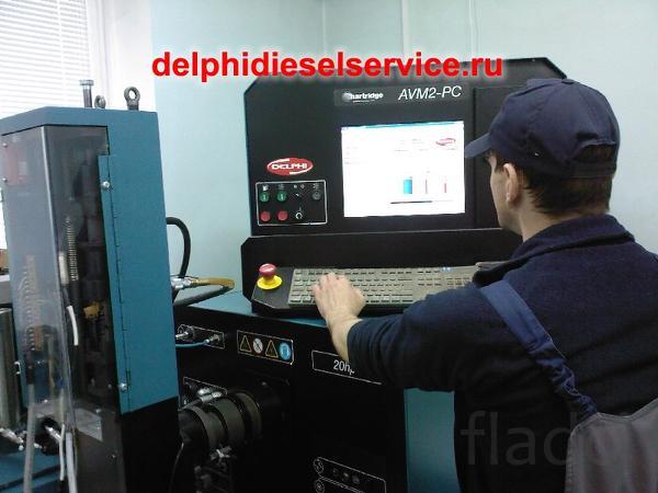 Ремонт форсунок и PLD для Daf XF105 евро 5