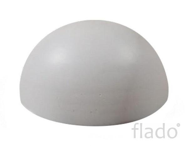 Бетонная полусфера d400хh300 мм (парковочный ограничитель) арт. 400309