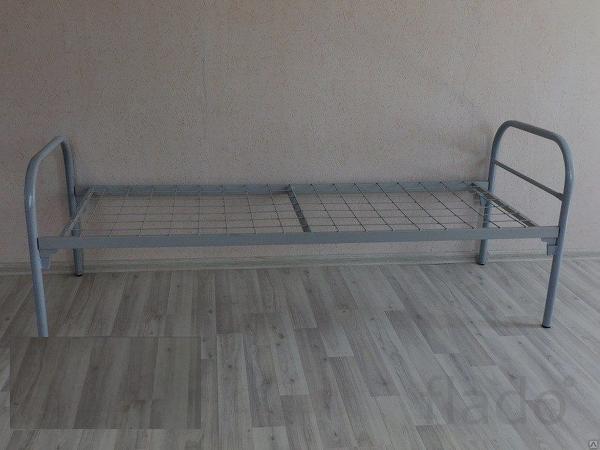 Металлические (железные кровати для рабочих) Кадошкино