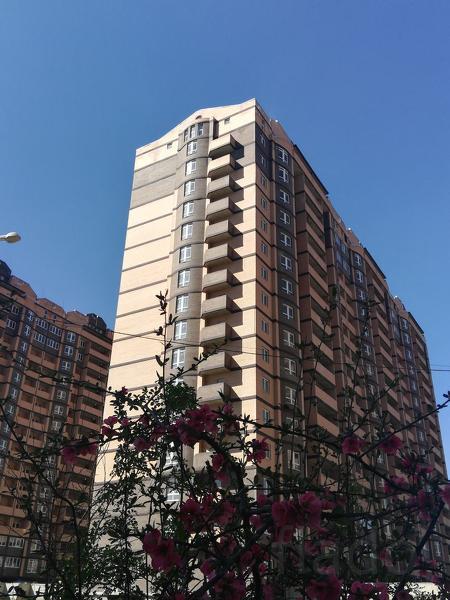 2-к квартира, 69 м², 15/17 эт.