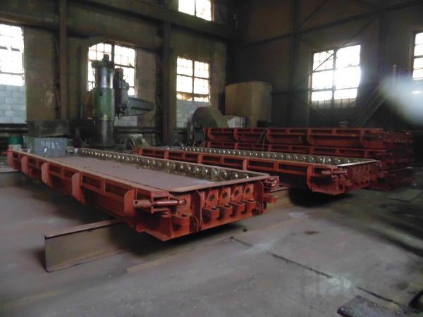 Металлоформа ПК 67 -15 многопустотная плита перекрытия