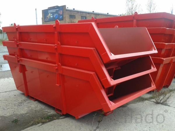 Контейнер для мусора 8 м3