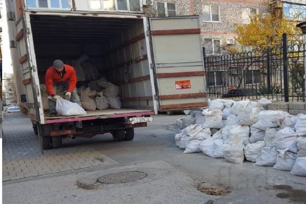 Вывоз мусора  Вывоз пней, веток не нужного хлама в Омске
