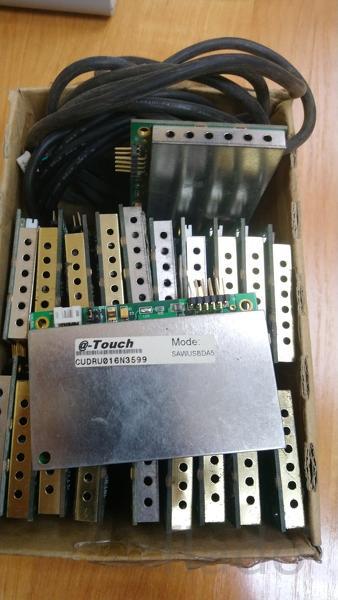 Контроллер сенсорного стекла