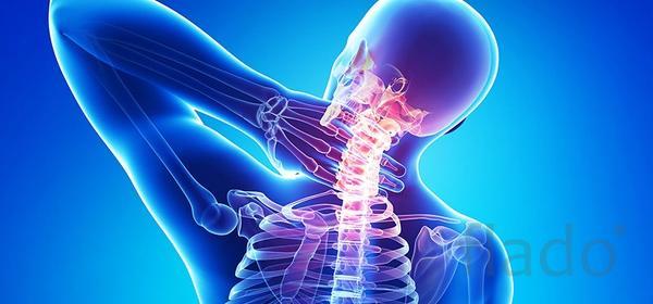 Лечение остеохондроза на дому у пациента на Бору