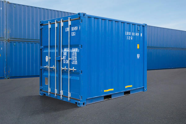 Перевозка вещей контейнером РЖД - Стоимость ржд контейнера из Грозного
