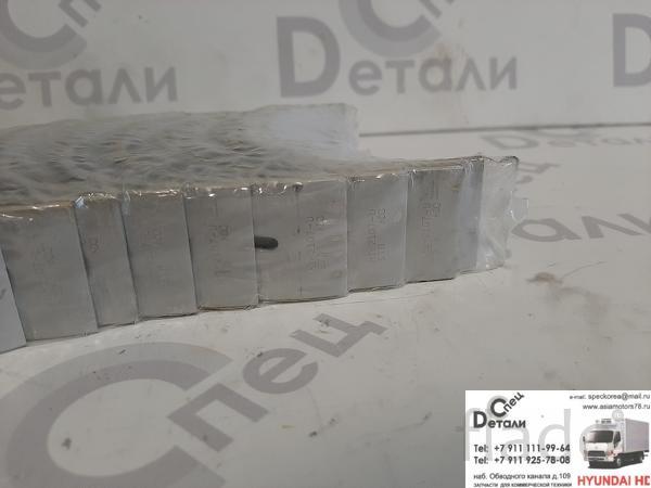 Вкладыши DE12TIS DE12 ремонтные
