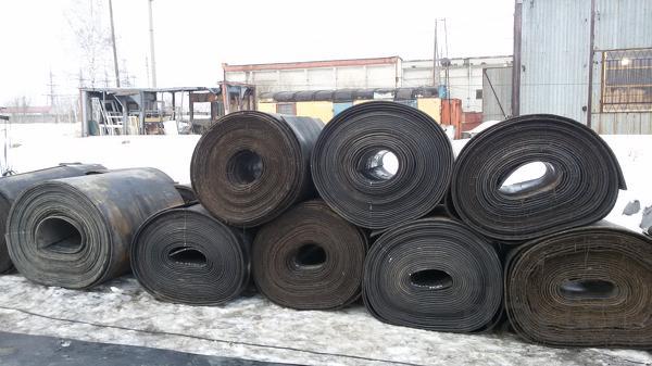 Транспортерная, конвейерная лента б/у , ширины от 0,8 м