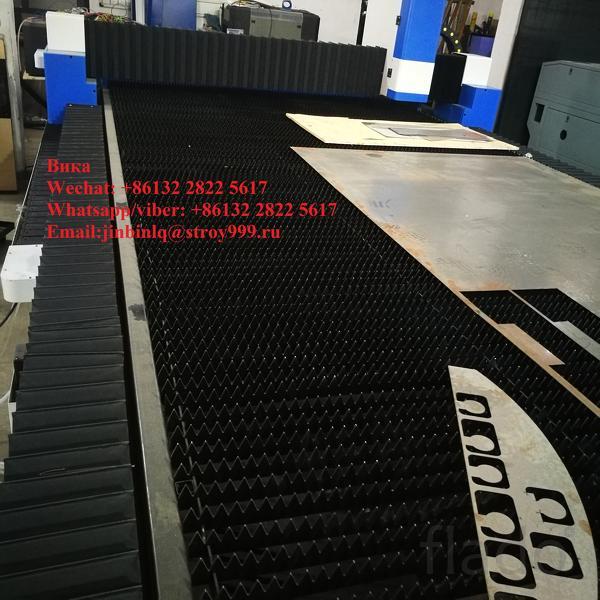 Станок лазерной резки металла с чпу в Китайском заводе