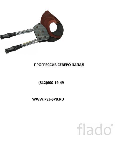 Кабелерез ручной НРМХ-100 с храповым механизмом