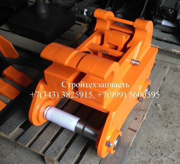 Механический быстросъём квик-каплер Doosan 300LC 340LC