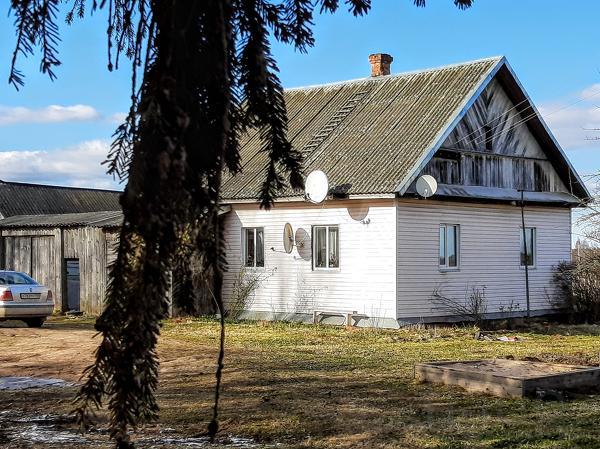Дом 87 м² на участке 100 сот.