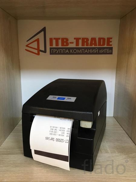 Термопринтер CT-S2000