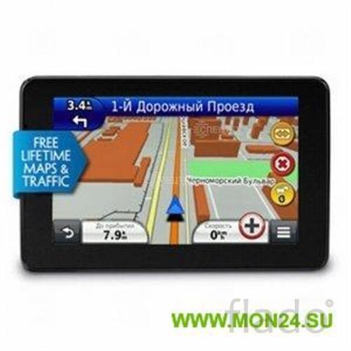 Продается Автонавигатор Nuvi 3590LT Россия