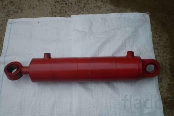 Дополнительный цилиндр для передней лопаты(гидропоротный)