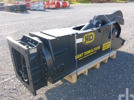 Rent Demolition RS18 плита адаптер гидроножниц на экскаватор