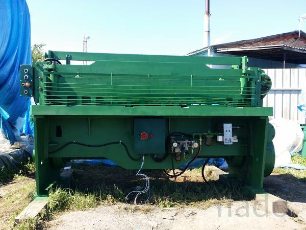 НД3418Г гильотина 6,3х2000 мм продам, Владивосток