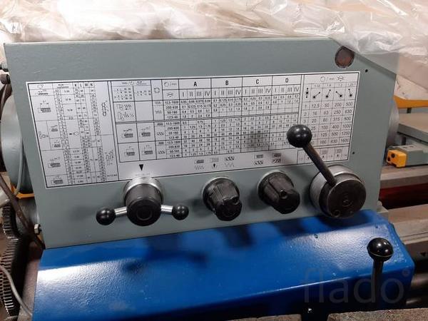Продам токарный станок 16К20 рмц 1000