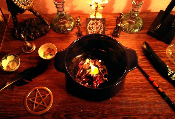 Магия Вуду, черная и белая магия, приворот, oбряд на замужество и брак