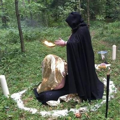 Работа по Белой и Черной ритуальной магии