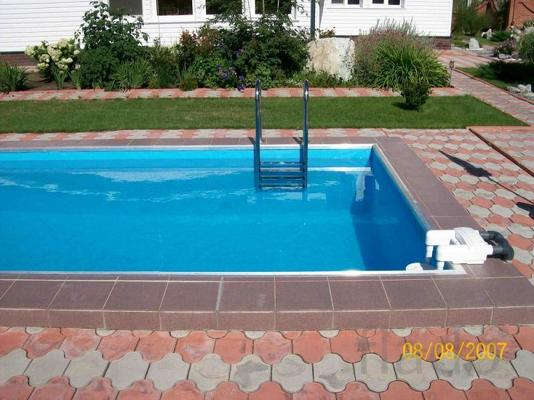 Построим бассейн в частном доме