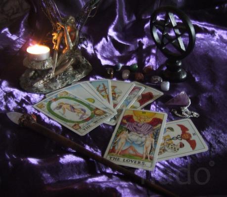 Гадание,магия любви и приворотов