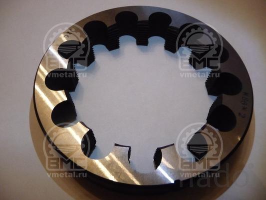 Плашка Лерка М72х1, 5, М75х1,5, М75х1,5 с левой резьбой, М86х2