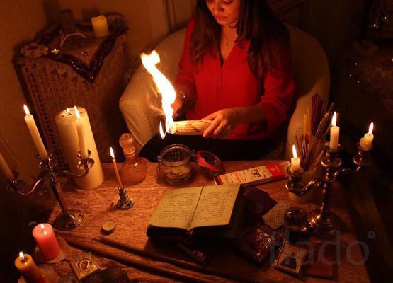 Гадание, магия, любовные заговоры и привороты