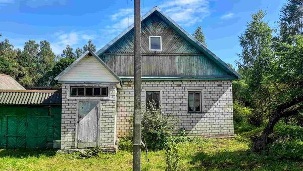 Дом 110 м² на участке 50 сот.
