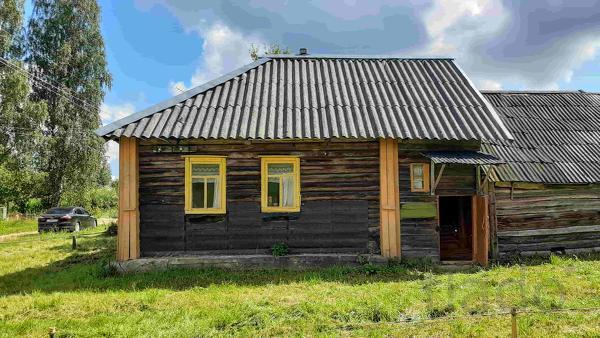Дом 47 м² на участке 15 сот.