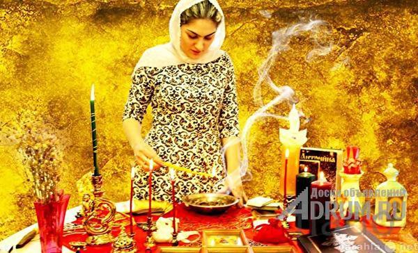Древняя египетская магия помогает в любовных и в семейных делах