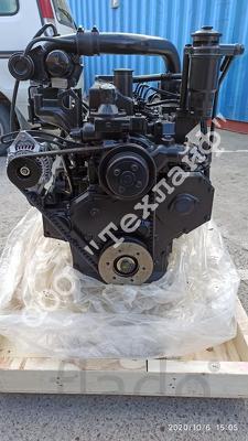 Двигатель Cummins 4BTA3.3-C80 полной комплектации в сборе с навесным о