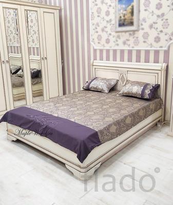 Двуспальная кровать Палермо выставочный образец