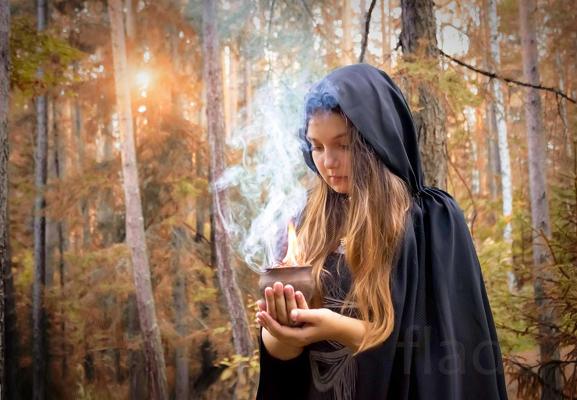 Приворот на свечу.Мастер магии. Ишимбай
