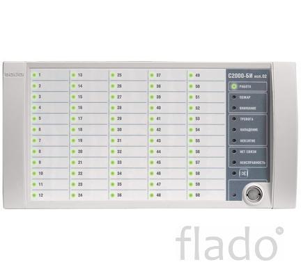 Bolid с2000-би, блок индикации и управления исп. 02