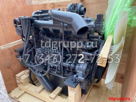 Двигатель Doosan DE12TIS DL11-MBE00
