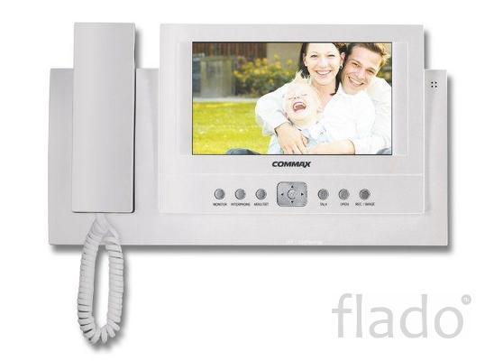 Commax cdv-72be видеодомофон
