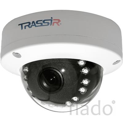 Tr-d3121ir1 v4(3.6) ip-камера купольная