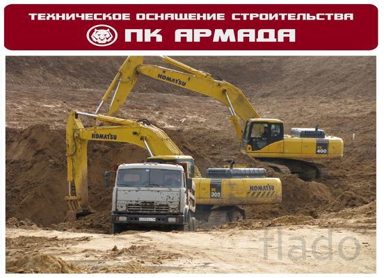 Аренда гусеничного экскаватора в Уфе и Республике Башкортостан