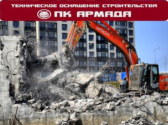 Демонтаж зданий и сооружений в Уфе и Республике Башкортостан